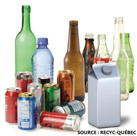 Info recyclage bric bacs page 2 - Quantite boisson par personne ...