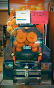 Machine à jus