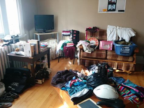 Échange objets vêtements