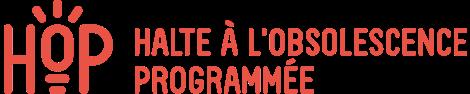 Logo halte HOP